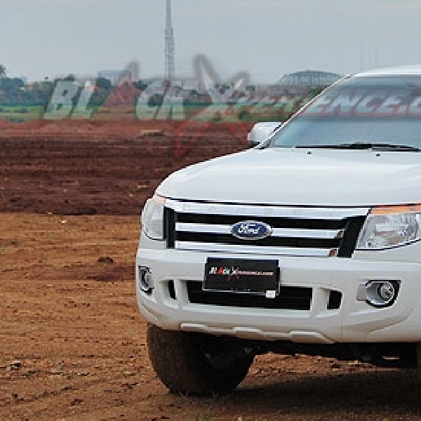 Modif Ringan Versi Tomi Airbrush dan Merasakan Ketangguhan All New Ford Ranger