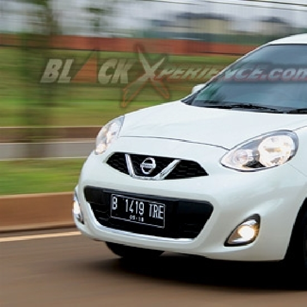 New Nissan March, City Car Penuh Gaya