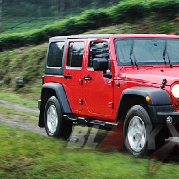 Jeep Wrangler Sport Diesel, Cita Rasa Petualang