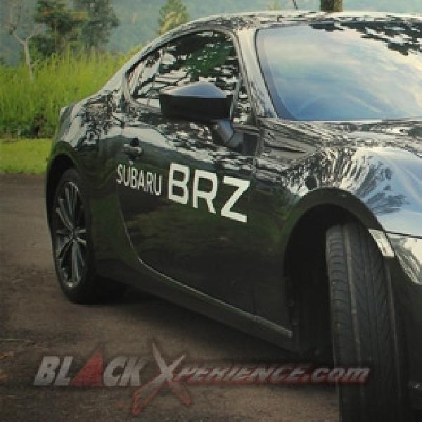 """Subaru BRZ, Tetap Nyaman diajak Santai dan """"Ngebut"""""""