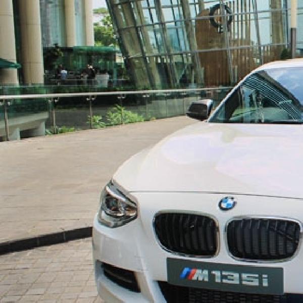 The New BMW M135i, Perpaduan Antara Performa dan Kenyamanan