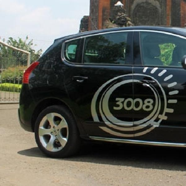 Setting Audio Standar Peugeot 3008 Dengan Dominan Vocal