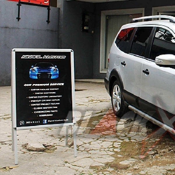 Modif All-New Nissan Grand Livina X-Gear Versi Signal Custom