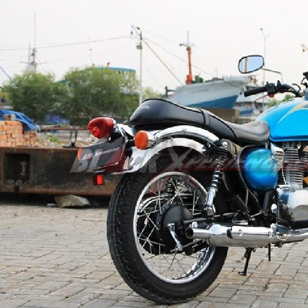 Kawasaki Estrella, Motor Klasik Dengan Teknologi Modern