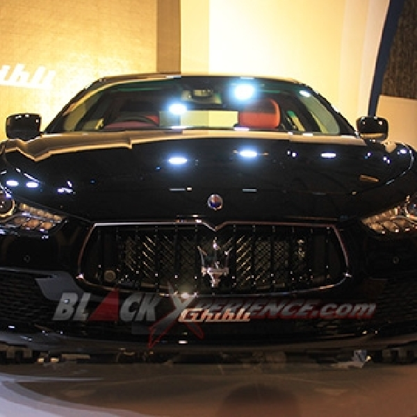 All New Maserati Ghibli, Sempurnakan Line Up Maserati Indonesia