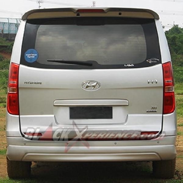 Hyundai H-1 XG CRDi A/T Tampil Lebih Mewah