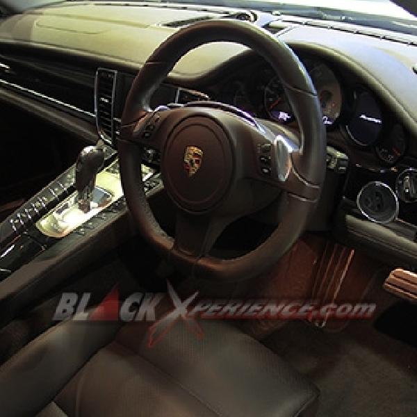 Review Porsche Panamera S The Extraordinary Luxury Sedan