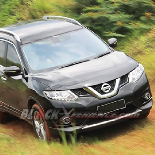 Test Drive All New Nissan X-Trail SUV Compact untuk Keluarga Cerdas