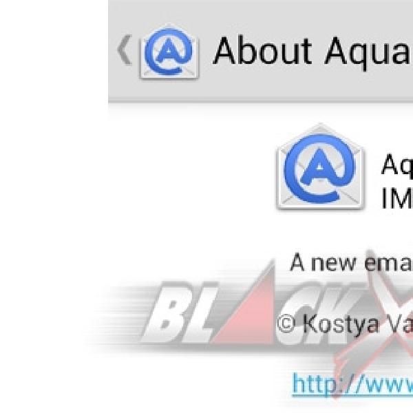 Kelola Email dengan Aqua Mail