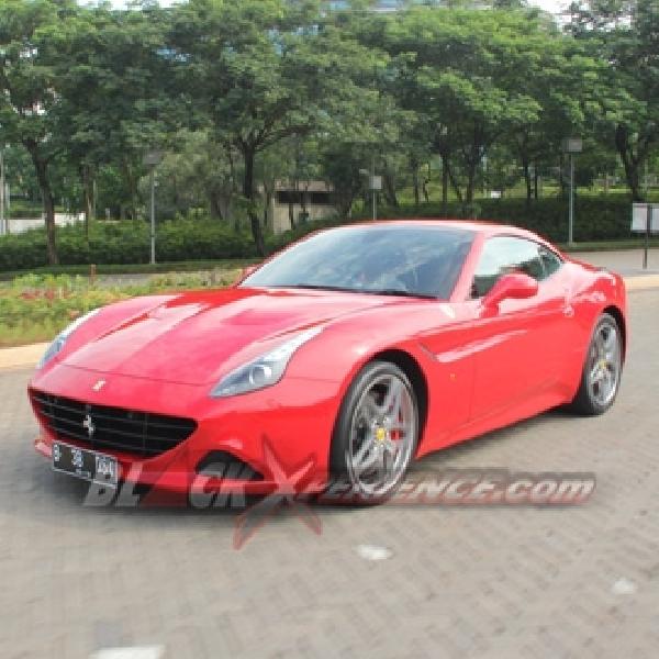 Ferrari California T, Kembalinya Masa Jaya Mesin Turbo