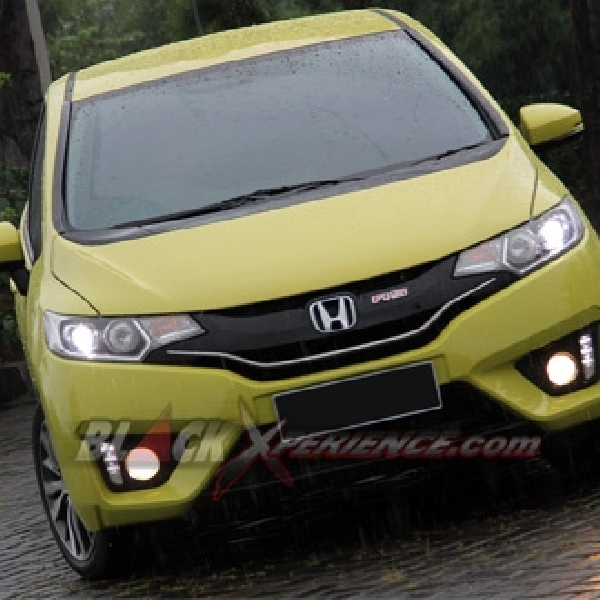 Test Drive All New Honda Jazz Lebih Menggoda