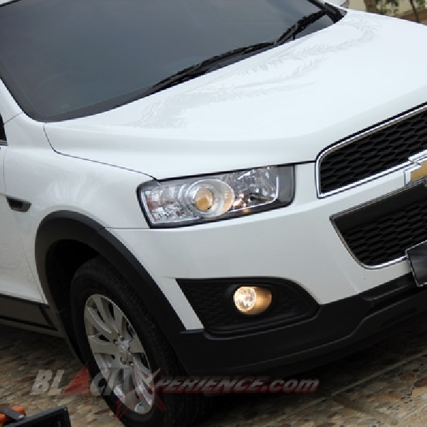 Tes Drive Chevrolet New Captiva VCDi Efek Setting ECU