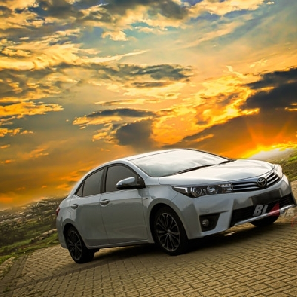 Test Drive Toyota All New Corolla Altis Sang Legenda Berparas Modern