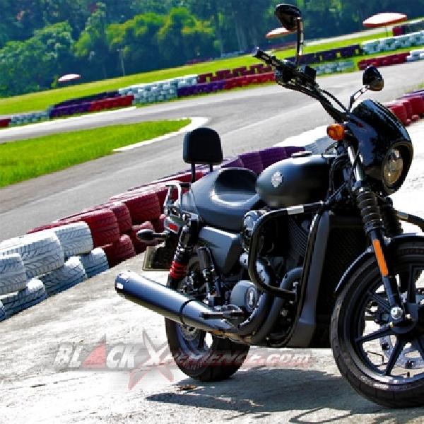 Test Ride Harley-Davidson Street 500 Unlike Other HD