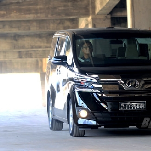 Review Toyota Vellfire 2015 Indonesia Versi 8 Seater