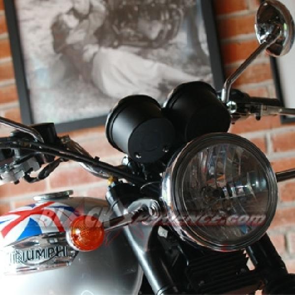 Review Triumph Bonneville T100 Diamond Jubille