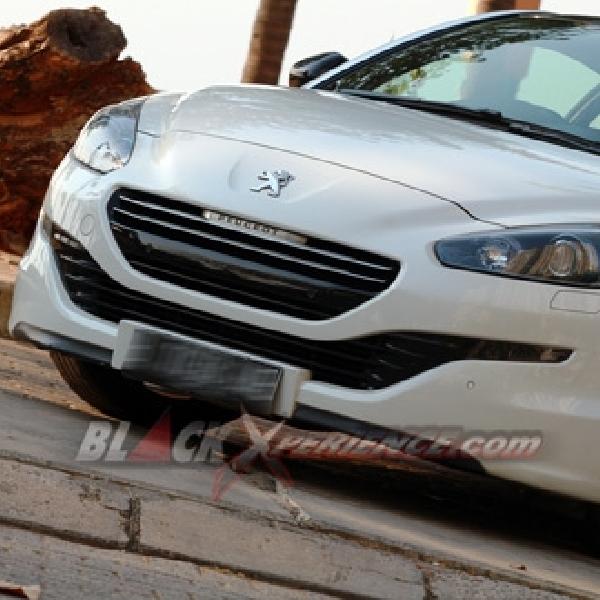 Test Drive Peugeot RCZ - Like A Supermodel