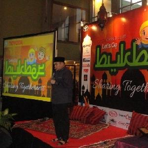 16 Komunitas Toyota Owner Club Gelar Aksi Sosial di Bulan Ramadhan