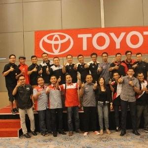 TOC Kumpulkan Komunitas Toyota se-Indonesia