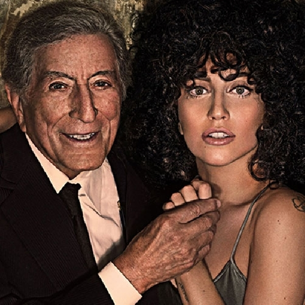 Lady Gaga dan Tony Bennet Tampil Serasi Di Video Klip But Beautiful