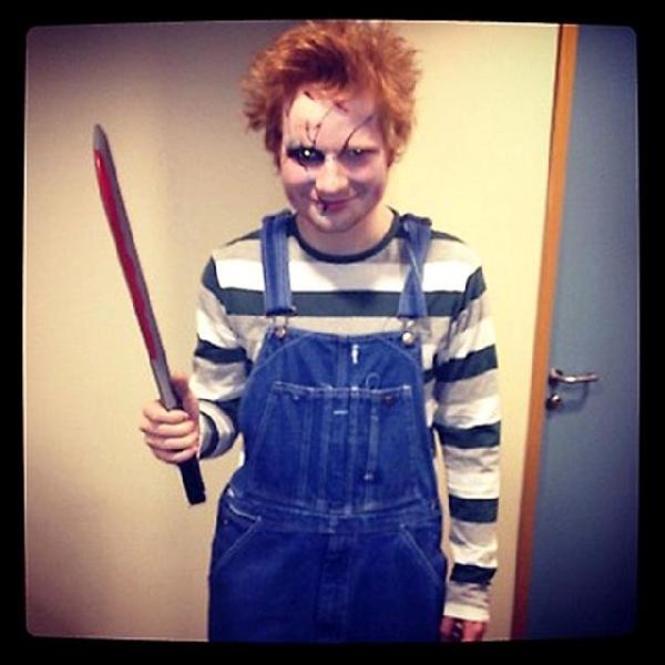 Kostum Halloween Terbaik Para Artis-Artis Hollywood