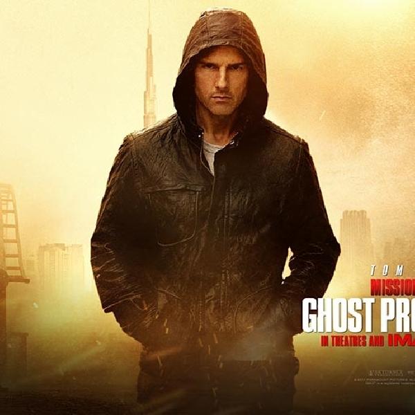 Tom Cruise Lakukan Aksi Paling Gila Untuk Mission Impossible 5