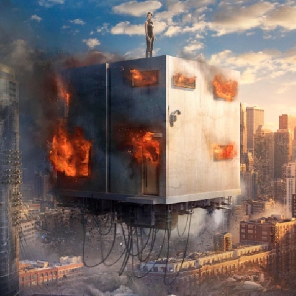 Intip Aksi Shailene Woodley di Trailer Perdana 'Insurgent'