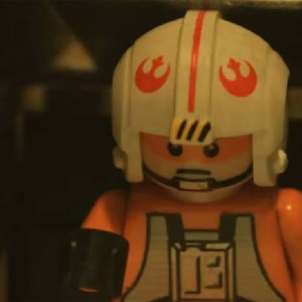 Trailer Star wars: The Force Awakens Muncul Versi Lego