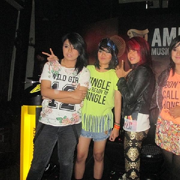 Girl Band Rock Go!Go!JiLL Siap Warnai Blantika Musik Indonesia