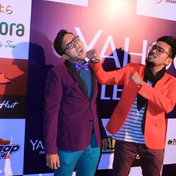 Raisa dan Herjunot Ali Jadi Most Wanted Di YCA 2014