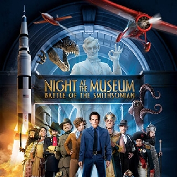 Night at The Museum: Secret of The Tomb, Pilihan Film Komedi di Akhir Tahun