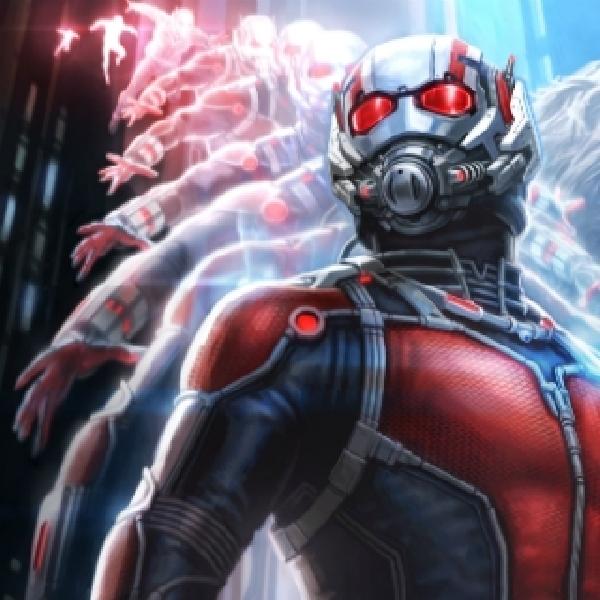 Trailer Ant-Man Masih Dirahasiakan Marvel