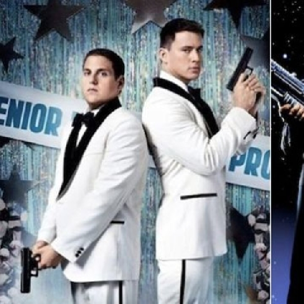 Film Man In Black dan 21 Jump Street Akan Disatukan