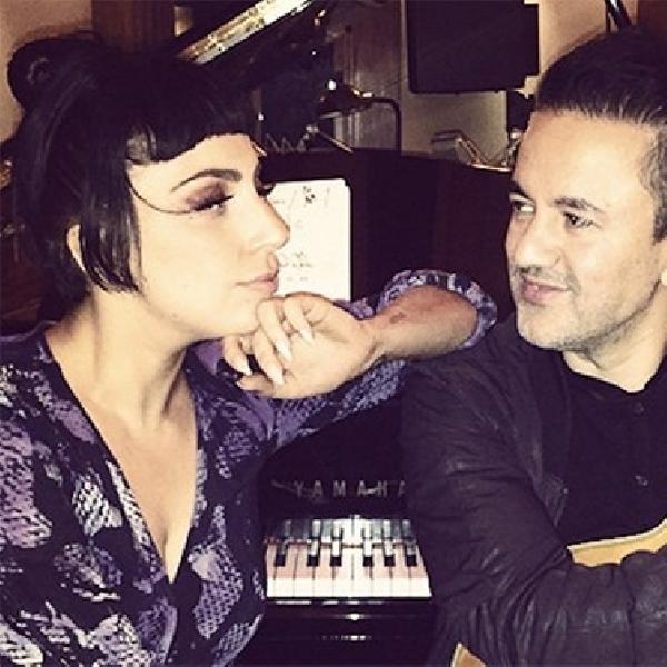 Lady Gaga Kembali Ke Studio Bersama Produser RedOne