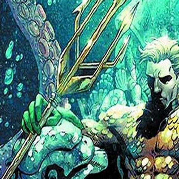 Inilah Foto Pertama Aquaman