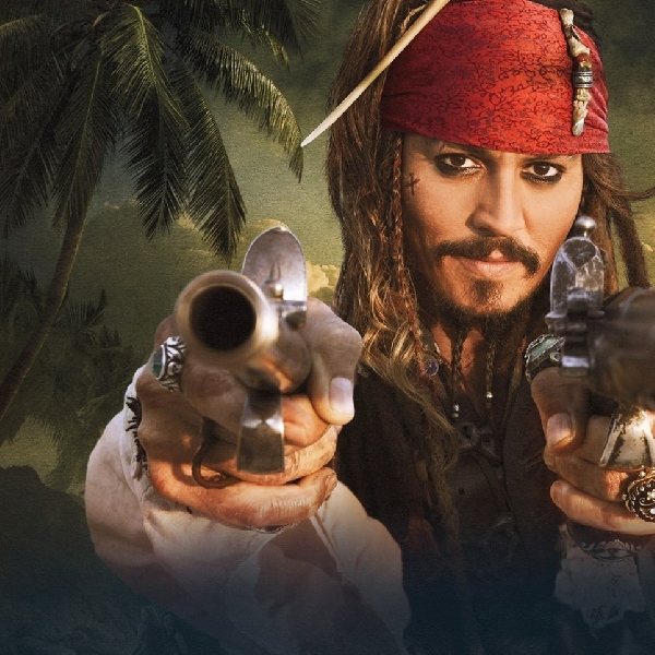 Jerry Bruckheimer Berikan Foto Adegan Film Pirates of The Caribbean 5