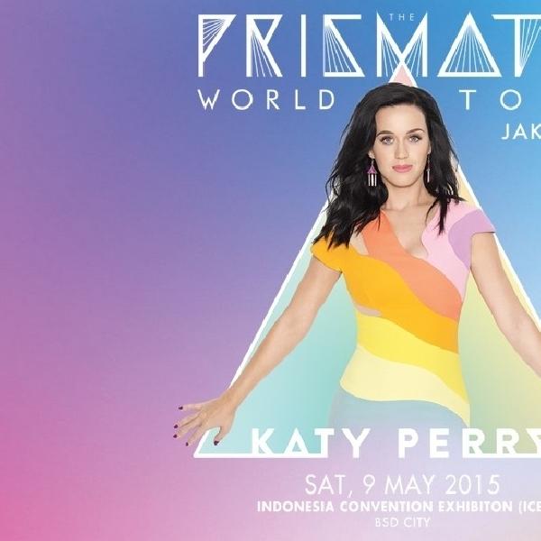 Inilah Lagu Yang Akan Dibawakan Katy Perry di Jakarta