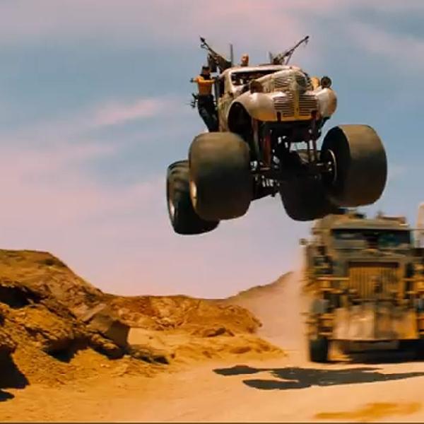 Mad Max Fury Road, Tawarkan Aksi Tanpa Basa-Basi