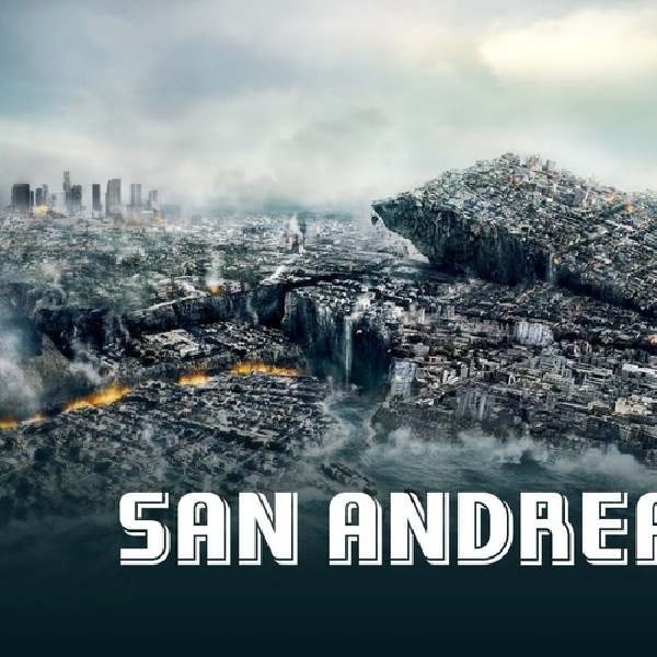 Cover Lagu Sia Dijadikan Soundtrack Film San Andreas