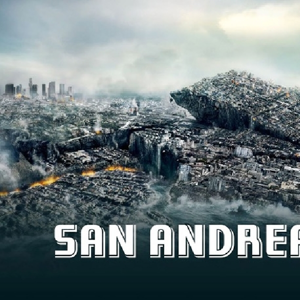 San Andreas, Tawarkan Dahsyatnya Kengerian Bencana Alam
