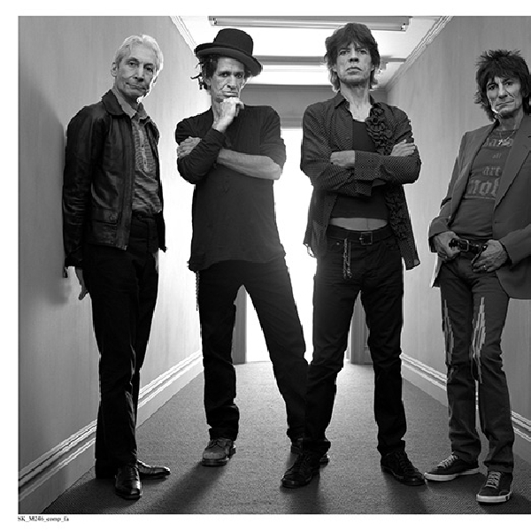 The Rolling Stones Gelar Private Party