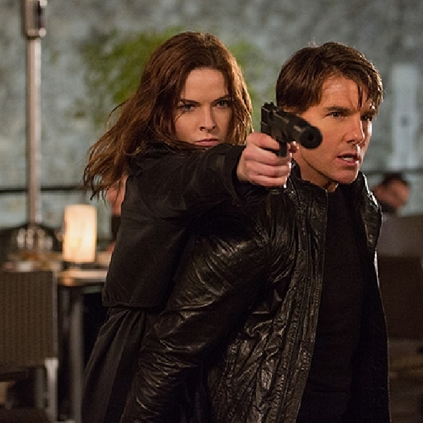 Mission: Impossible Rogue Nation Rilis Trailer Terbaru