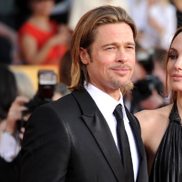 Angelina Jolie Kembali Bersatu Dengan Brad Pitt