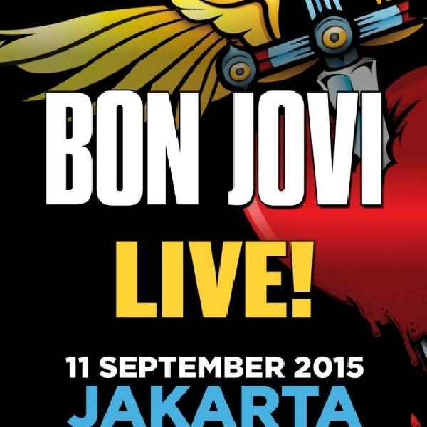 Tiket Konser Bon Jovi Terjual Habis
