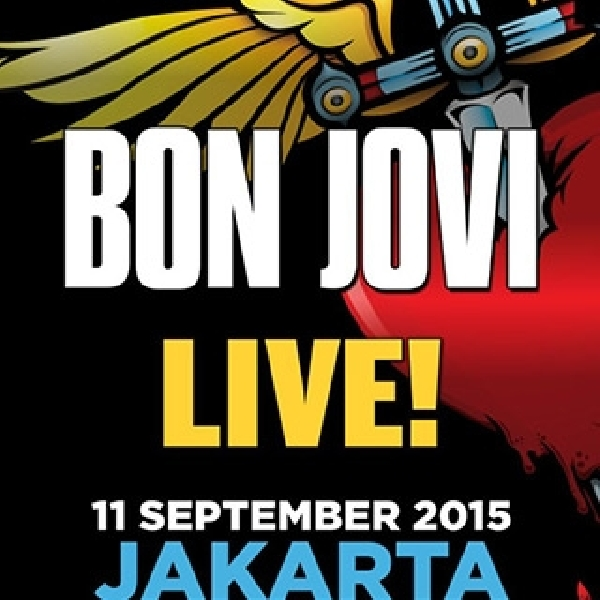 Menjelang Konser Bon Jovi, GBK Mulai Ditutup Besok