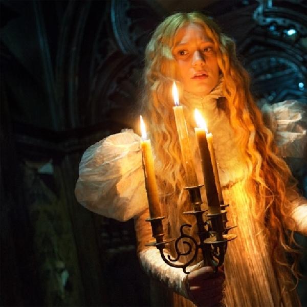 Crimson Peak : Film Bergenre Horor Gothic