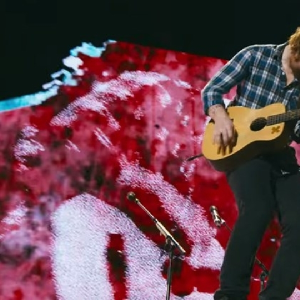 Ed Sheeran: Jumpers For Goalposts, Dokumentasi Konser Akbar