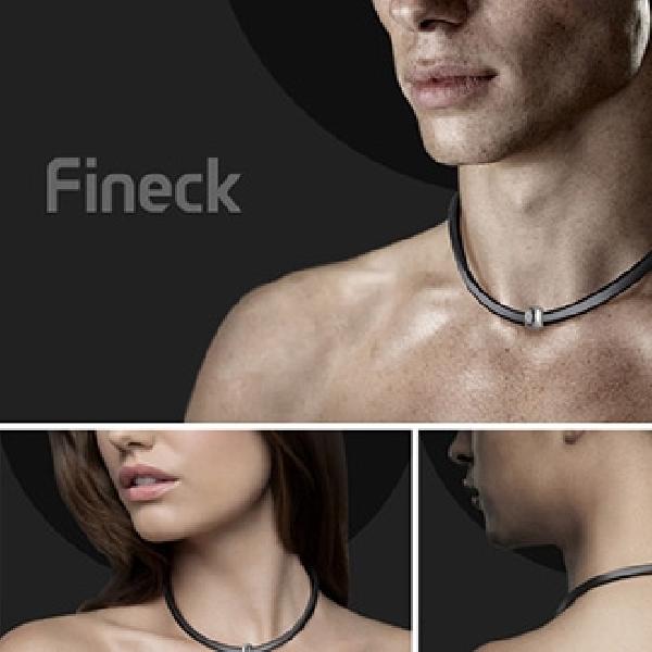 Fineck, Kalung Pintar Pertama Di Dunia