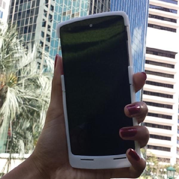 ExoDrive Manjakan Pengguna Smartphone Tanpa Slot Memori