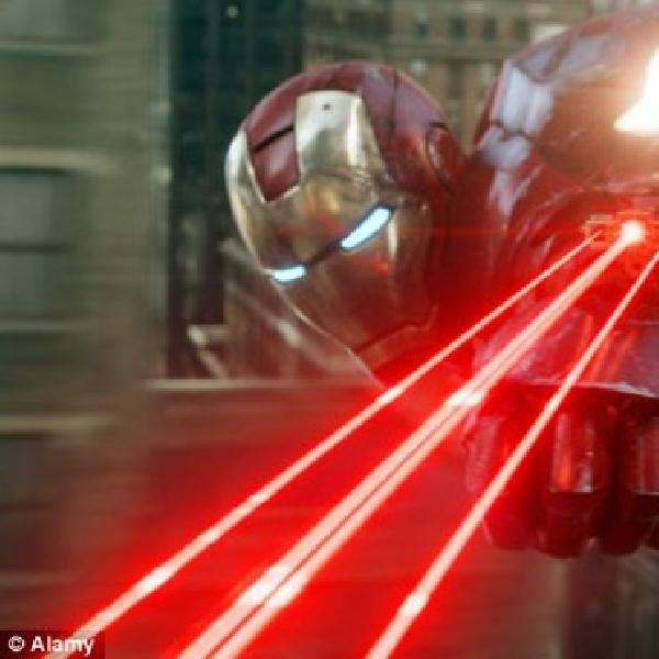 Sarung Tangan Iron Man Benar-Benar Dibuat